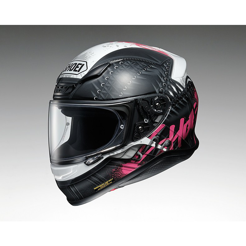 Casco Nxr Seduction TC-7 Shoei