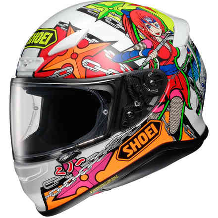 Casco Nxr Stimuli Tc-10  Shoei