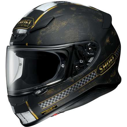 Casco NXR Terminus nero Shoei