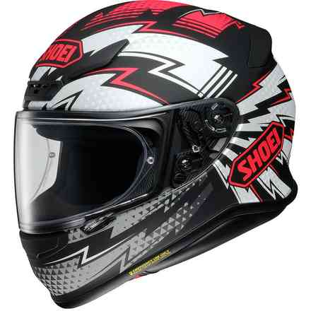 Casco Nxr Variable Tc-1  Shoei
