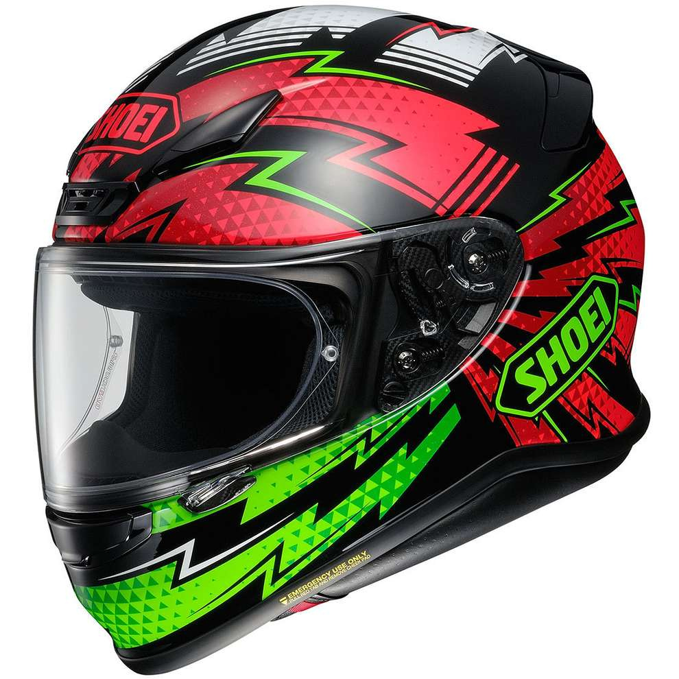 Casco Nxr Variable Tc-4  Shoei