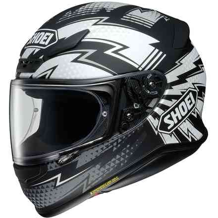 Casco Nxr Variable Tc-5 nero grigio Shoei