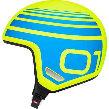 Casco O1 Chullo Blau Schuberth