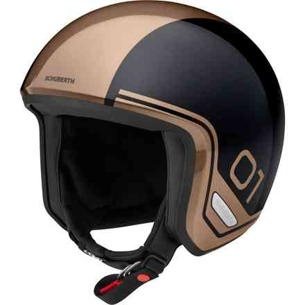 Casco O1 Era Bronzo Schuberth