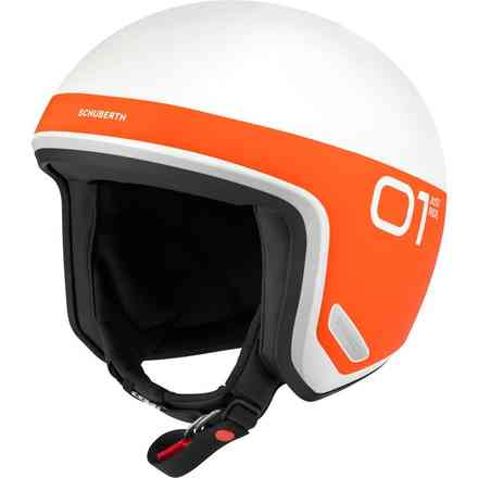 Casco O1 Ion Arancione Schuberth