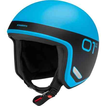 Casco O1 Ion Blu Schuberth