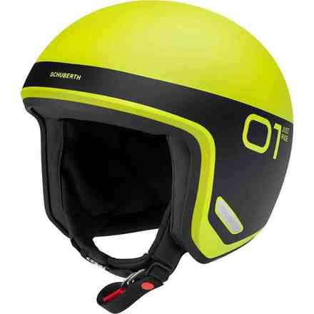 Casco O1 Ion Giallo Schuberth