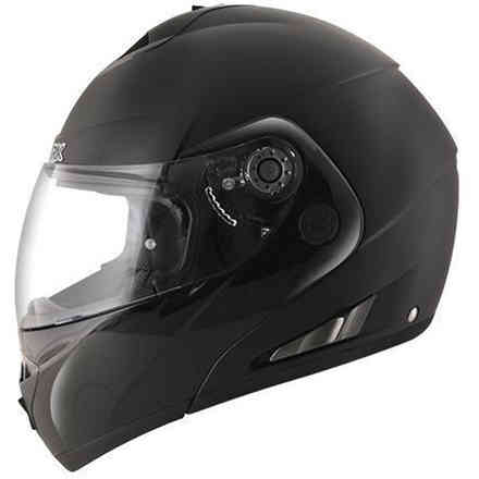 Casco Openline Pinlock double noir Shark