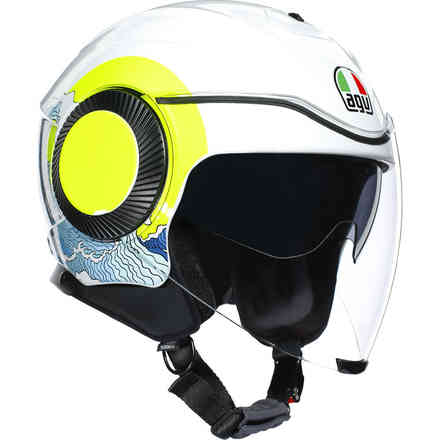 Casco Orbyt Agv E2205  Sunset  Agv
