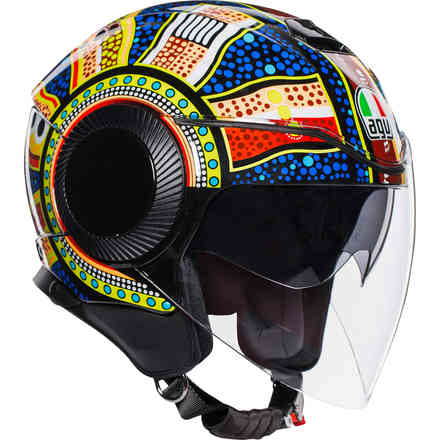 Casco Orbyt Top Dreamtime Agv