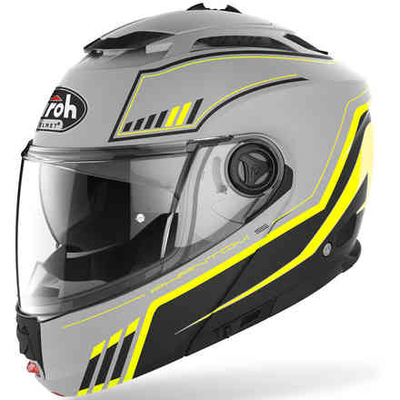 Casco Phantom-S Beat Giallo Opaco Airoh