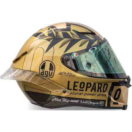Casco Pista Gp R Top Mir World Champ 2017 Agv