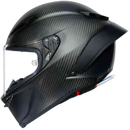 Casco Pista Gp Rr Agv Ece-Dot Solid Matt Agv