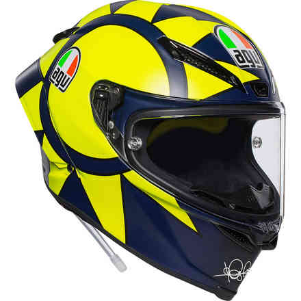 Casco Pista Gp Rr Agv Ece-Dot Top Soleluna 2019  Agv