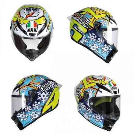 Casco Pista GP Winter test 2016 Agv