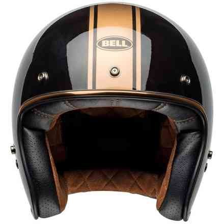 Casco Ps Custom 500 Black Bronze Rally Bell
