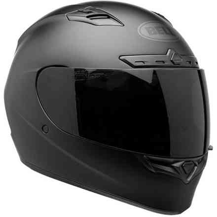 Casco Qualifier Dlx Blackout Nero Opaco Bell