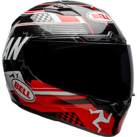 Casco Qualifier Dlx Mips Isle Of Man Bell