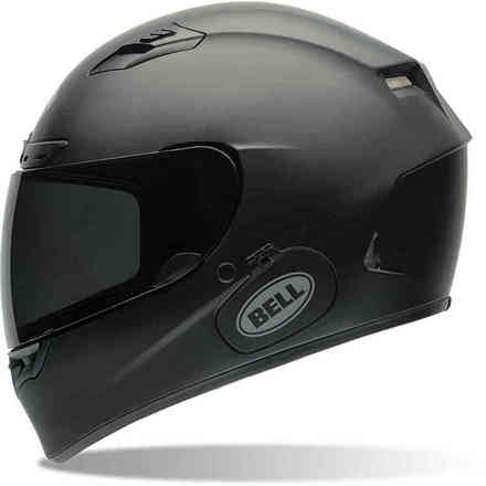 Casco Qualifier Dlx Mips Solid Nero Opaco Bell
