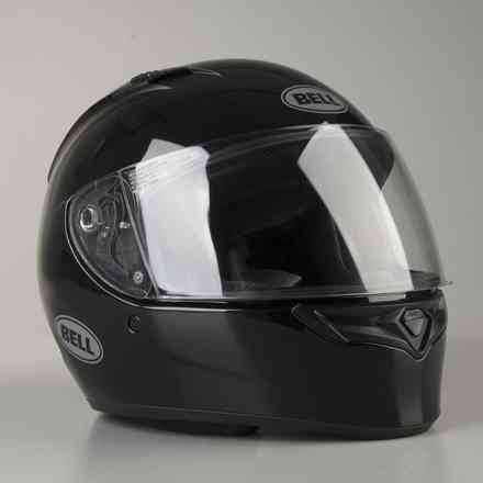Casco Qualifier Solid Nero Opaco Bell
