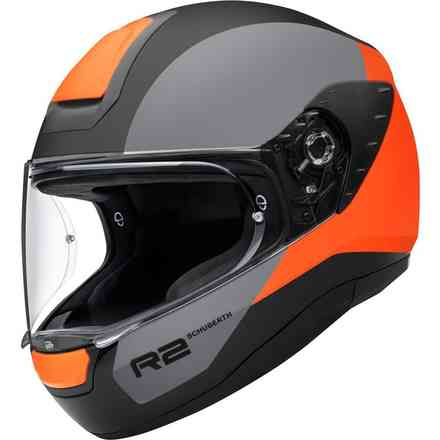 Casco R2 Apex arancio Schuberth