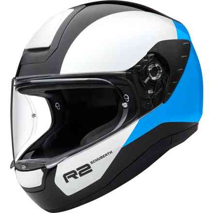 Casco R2 Apex Blue Schuberth