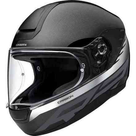 Casco R2 Carbon Bold Cromo Schuberth