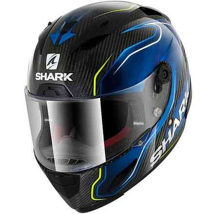 Casco Race-R Pro Carbon Carb Guintoli Shark