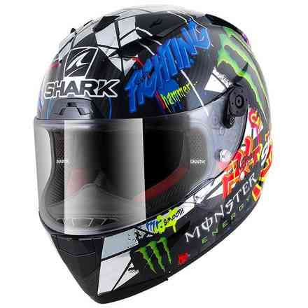 Casco Race-R Pro Carbon  Lorenzo  Shark