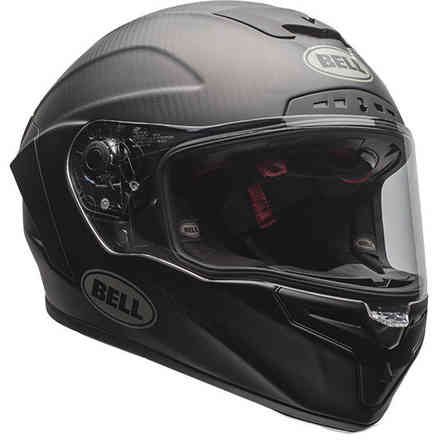 Casco Race Star Dlx Nero Opaco Bell