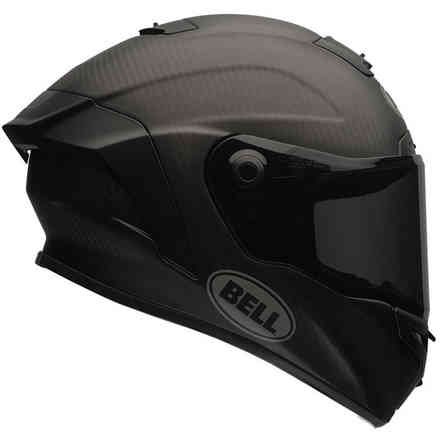 Casco Race Star Solid Nero Opaco Bell