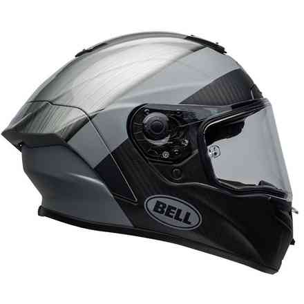 Casco Race Star Surge Brushed Metal Bell