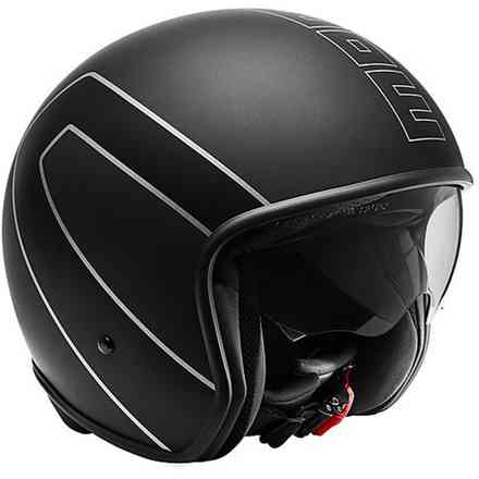 Casco Raptor Black  Momo