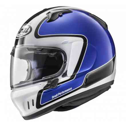Casco Renegade-V Outline Blu Arai