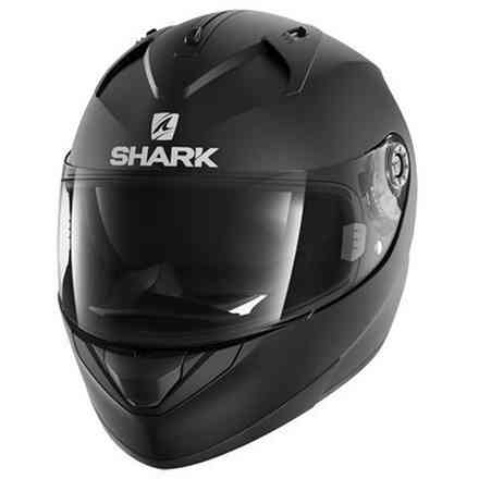 Casco Ridil Blank Mat Shark