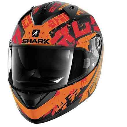 Casco Ridil Kengal Mat Shark
