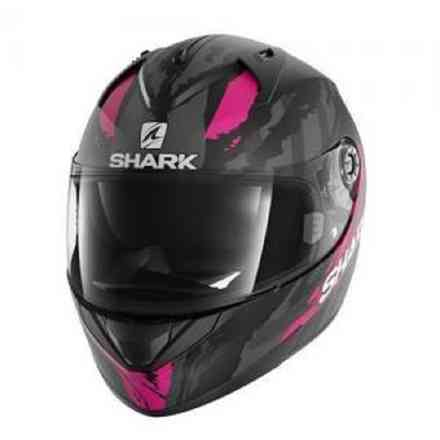 Casco Ridil Oxyd Mat Shark