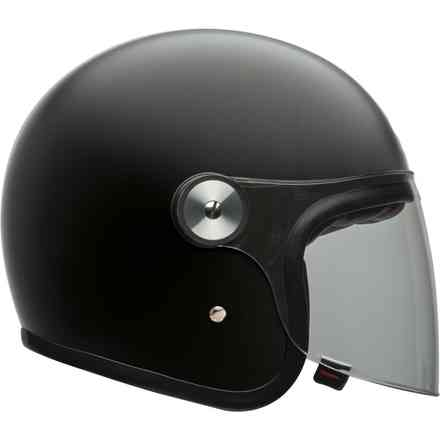 Casco Riot Solid Nero Opaco Bell
