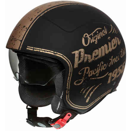 Casco Rocker Or19 Bm  Premier