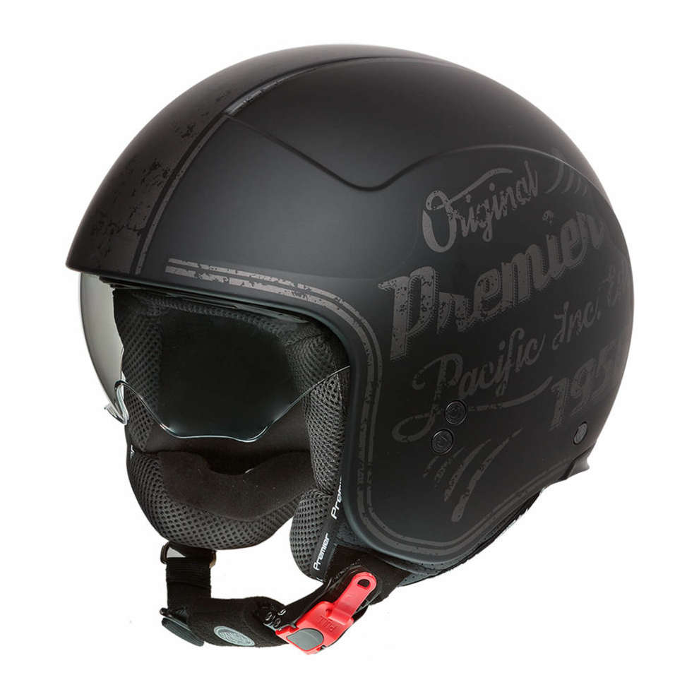 Casco Rocker Or9 Bm  Premier