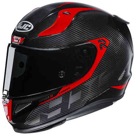 Casco Rpha 11 Carbon Bleer Mc1 HJC