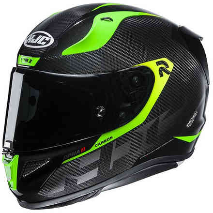 Casco Rpha 11 Carbon Bleer Mc4h HJC