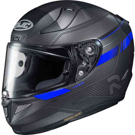Casco Rpha 11 Carbon Nakri Mc2sf HJC