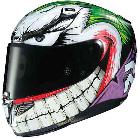Casco Rpha 11 Joker Dc Comics HJC