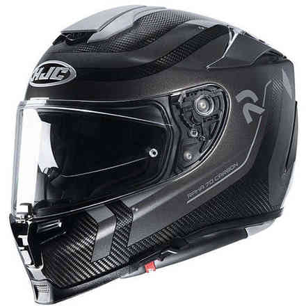 Casco Rpha 70 Carbon Reple Nero HJC