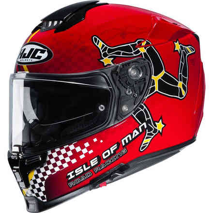 Casco Rpha 70 Isle Of Man HJC