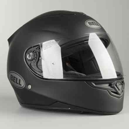 Casco Rs-2 Solid Nero Opaco Bell