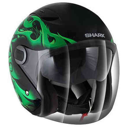 Casco Rsj 3 Hotspur Shark