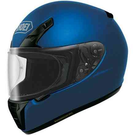 Casco Ryd blu opaco Shoei