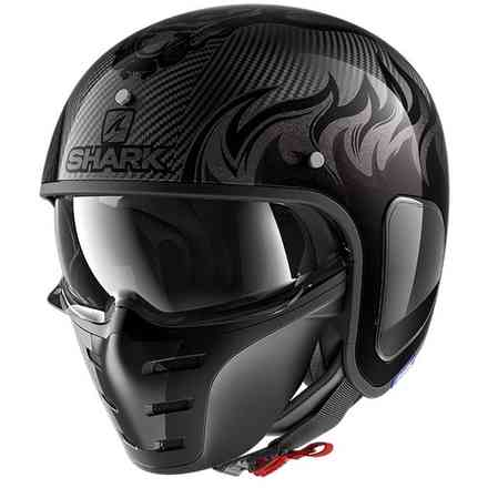 Casco S-Drak Carbon Dagon Shark